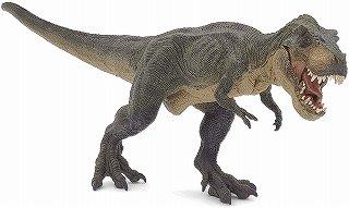 比較をするためのパポのティラノサウルス