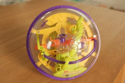 パープレクサス(エピック)の迷路のおもちゃは子供におすすめ