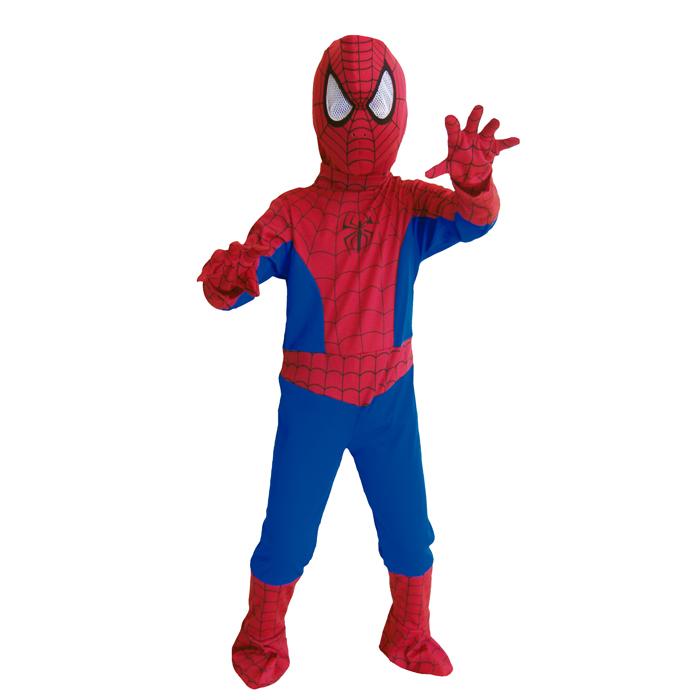 ハロウィンの仮装はスパイダーマンが今時の男の子におすすめ