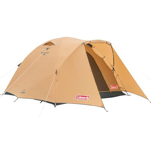タフドーム240はソロのキャンプで快適!初めてのテントはコールマンがおすすめ