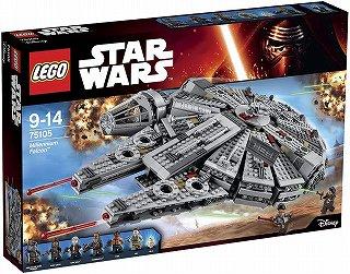 レゴ (LEGO) スター・ウォーズ ミレニアム・ファルコン