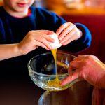 子供と料理