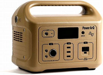 SmartTap PowerArQはキャンプで便利