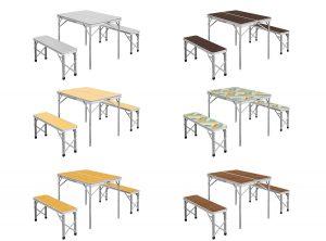 テーブルの色