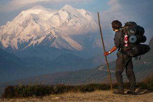 登山は歩きやすく