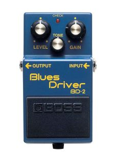 クランチのエフェクターBOSS Blues Driver BD-2