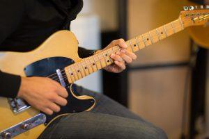 ギター クランチ
