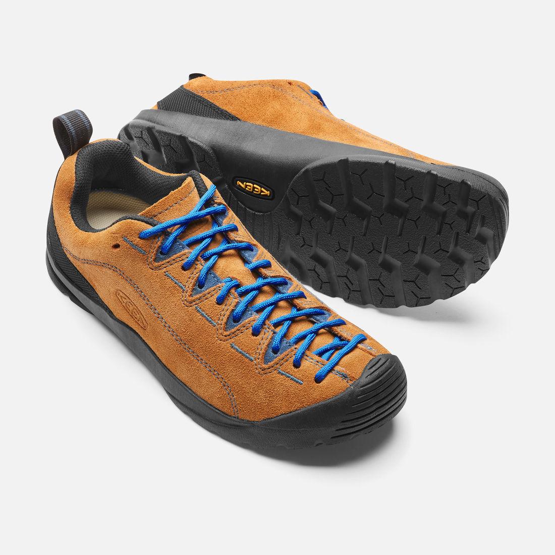 KEENジャスパーは登山で履くには最強の靴