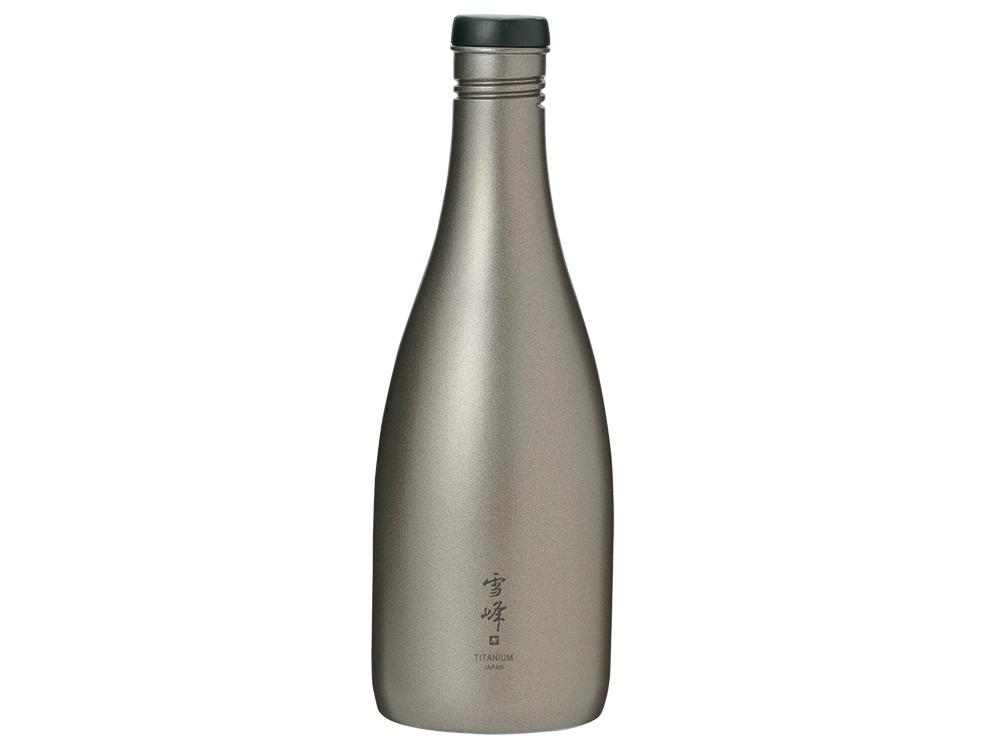 酒筒とは?スキットルに日本酒を入れる!【スノーピーク】