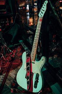 カッコいいギターストラップ