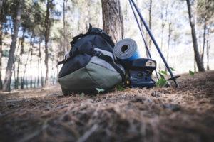 トレッキングポールは登山道具で大事