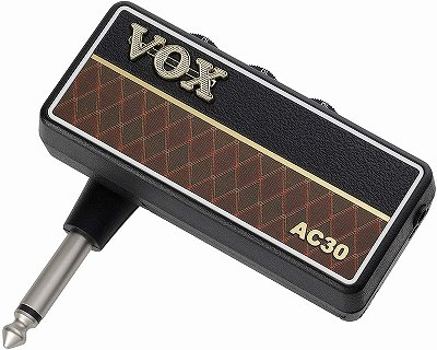 VOX amPlug2 AC30 - ヘッドフォン ギターアンプ