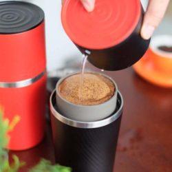 Cafflano コーヒーメーカー ハンドドリップ