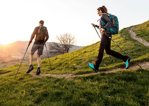 LEKI(レキ)のトレッキングポールがおすすめ!歩きやすくて登山で人気