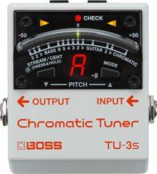BOSS ボス TU-3S