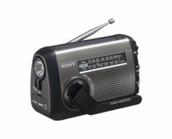 ソニー SONY ポータブルラジオ ICF-B99