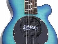 ピグノーズのギターがおすすめ!【楽しいトラベルギター】