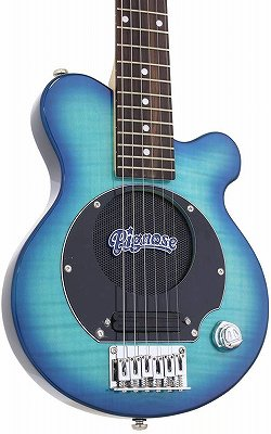ピグノーズのギターは楽しいトラベルギター