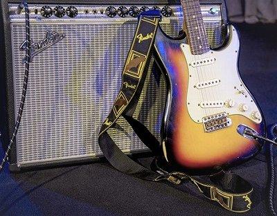 Fender ストラップがおすすめ