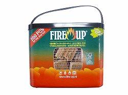 Fire upの着火剤