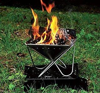 スノーピークの焚火台がおすすめ【キャンプで魅力のアイテム】