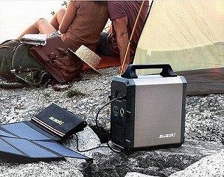 suaokiのポータブル電源はキャンプや車中泊におすすめ