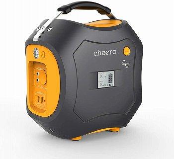 cheero Energy Carry:おしゃれなデザイン
