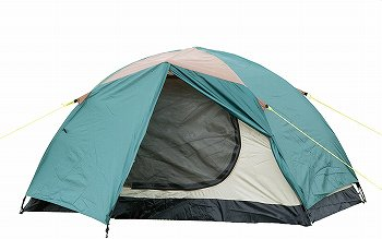 BUNDOK ツーリング テント BDK-17 グリーン ドーム型