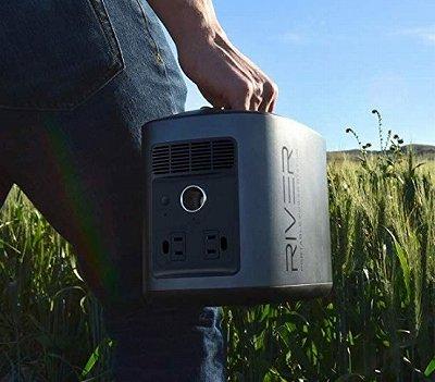 EF ECOFLOW R500 ポータブル電源