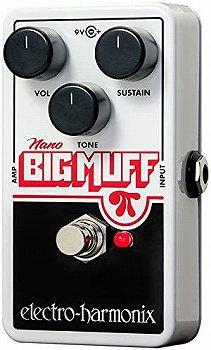 Electro-Harmonix Nano Big Muff Pi  ディストーション