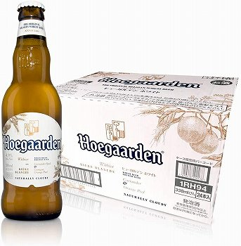 ヒューガルデンホワイト 瓶 330ml×24本