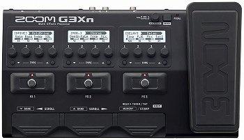 マルチエフェクター ZOOM G3Xn:ギター用