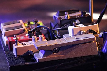 TC ELECTRONICエフェクターで音作り