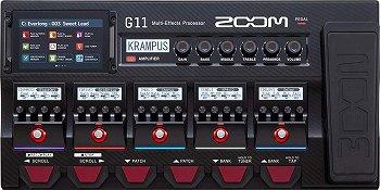 ZOOM G11 マルチエフェクター