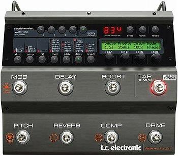 tc electronic Nova System マルチエフェクター