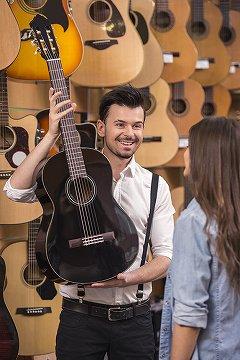 アコースティック・ギターを選ぶメリット