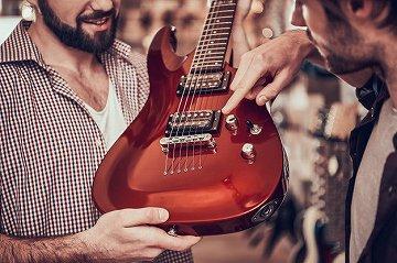 エレキギターを選ぶメリット