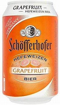 【ドイツ】 シェッファーホッファー グレープフルーツ MIX (発泡酒) 330ml 缶 6本 セット