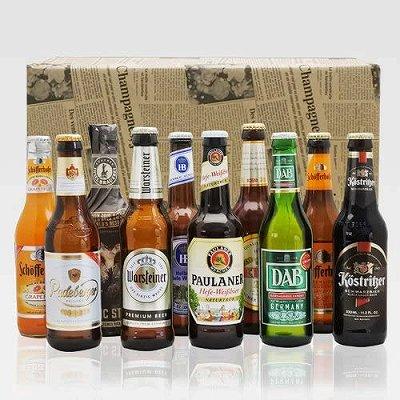 ドイツビール飲み比べセット