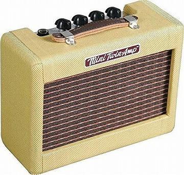 フェンダー ギターアンプ Fender MINI '57 TWIN-AMP