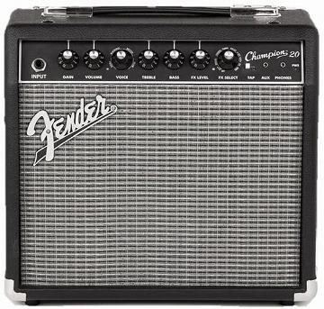 フェンダー ギターアンプ Fender CHAMPION 20 100V