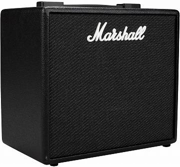 マーシャルの小型モデリングアンプ:Marshall CODE25